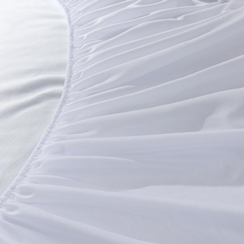 YINTEX Soft Coral Fleece Fitted Style Waterproof Wholesale Mattress Protector - Jozy Mattress | Jozy.net