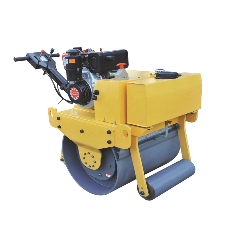 water-cooled self-propelled vibratory road roller