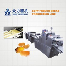 Automatic Commercial French Soft Bread Cutting and Shaping Machine/Equipment
