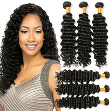 Brazilian deep wave,cheap deep wave hair bundles,deep wave virgin hair