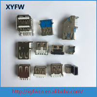 XYFW dual usb ports double layer price usb connector