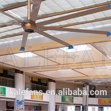 Restaurant Decorative Modern Cooling DC Motor Ceiling Fan