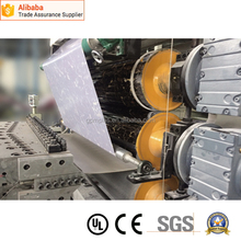 Economic hot-sale pvc edge band sheet extrusion line