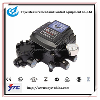 YT-1000R electro pneumatic water valve positioner in China