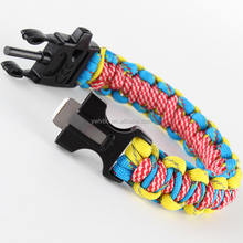 2014 wholesale alibaba string bracelet different types of paracord bracelets