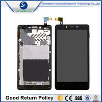cell phone accessory for xiaomi redmi note 4g lcd display,for xiaomi redmi note lcd