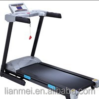 Front roller size:17*60*100*622 mm automatic motorized treadmill jogging equipment