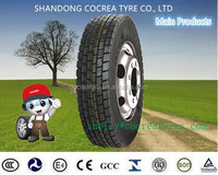 size 295/80R22.5 COCREA&ALLROUND&BEFRIEND cheap truck tyre for Malaysia