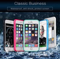 2016 New ultrathin waterproof case for iphone 6/6s