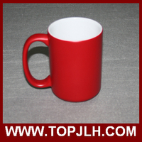 Hot Selling Custom heat transfer magic cup for DIY Printing
