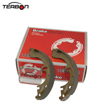 Japan Auto Spare Parts Rear Brake Shoe 0449512210 For Toyota