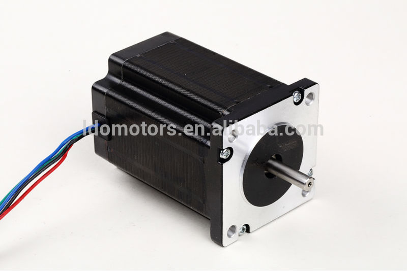0.9 Degree NEMA 23 High Torque stepper motor , 57mm hybrid stepping motor with CE and RoHS