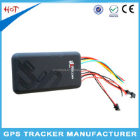 Free plateform GPS mini gps tracker motorcycle global real time gsm/gprs tracking device gt06