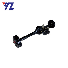 Hot Selling 2 Speed Rear Axle For 3 Wheel Car