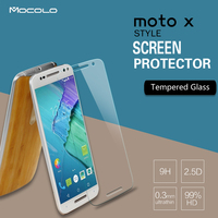 Screen Film Guard Tempered Glass For Motorola Moto X Style/Moto X Pure Edition/XT1570/Moto X+2