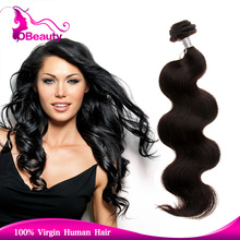 Pure black color new star peruvian virgin hair body wave yonghui hair factory quick shipping