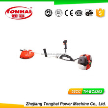 grass cutter TH-BC5202 grass trimmer head for professional prunning echo whipper snipper