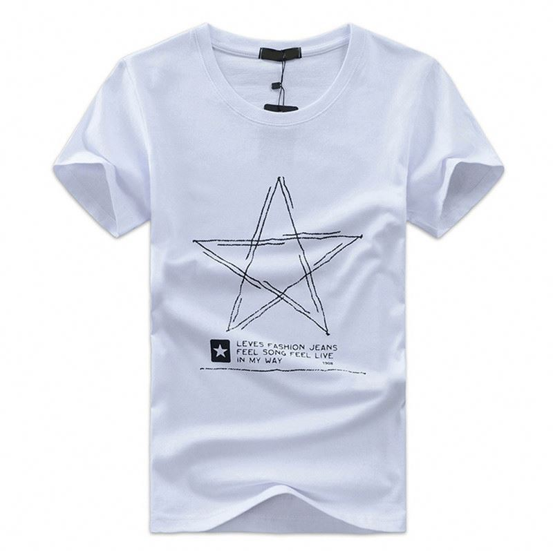 2015 New Style wholesaler print logo on t-shirt montreal for boy