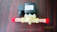 New diaphragm 2 way solenoid valve 24V DC (SSV13AW)