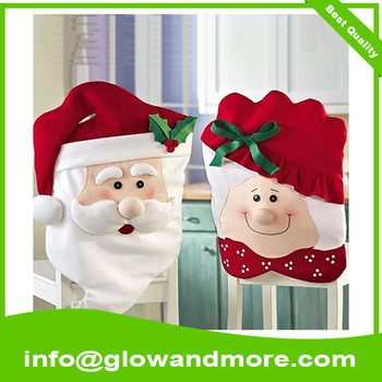 Professional high quality Christmas Chair Cover