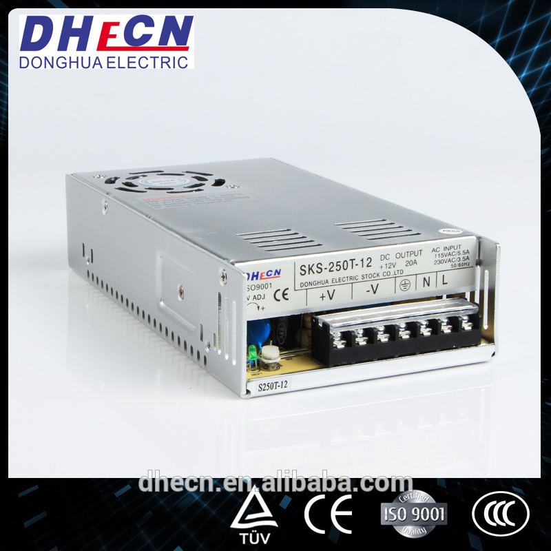 high quality auto dimming light with sensor HS-250T-12