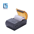 Good Quality 58mm Bluetooth Portable Handheld Printer With 2000mA Battery Powered