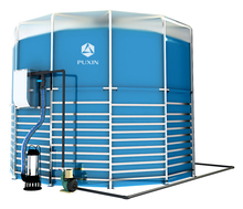 Chinese Biogas Fermenter for Kitchen Waste Disposal