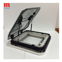 special designed rv caravan motorhome top roof skylight