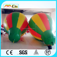 CILE 2015 Newest customized green Inflatable balloon model (Advertising,Promotions,Simulator,Event)