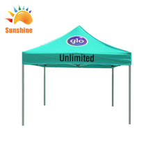 Promotional Advertising tents/Customized printing cheap wedding marquee party tent for sale
