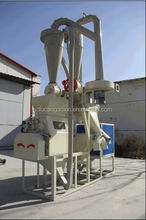 Lucao 6FW-50B hot sale wheat flour mill/domestic corn flour mill for sale