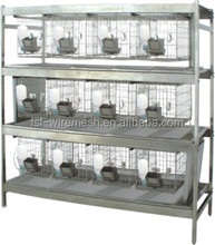 industrial stainless steel rabbit cages