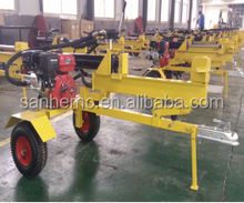Electric Motor Type Firewood Processors Vertical log splitter