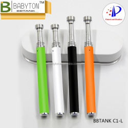 New Design vape tool kit no Leaking Disposable Vape BB Tank long and thin e cigarette C1-L