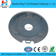 plastic molded parts trade assurance gery pp plastic pedestal