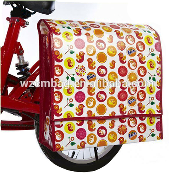 2014 Hot Selling Woven PP Bicycle Bag