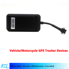 Portable Real Time GPS Tracker