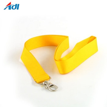 Manufacture polyester sublimation printing sports card holder lanyards