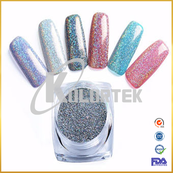 Fashion Unicorn Holographic Nail Pigment Manufacturer