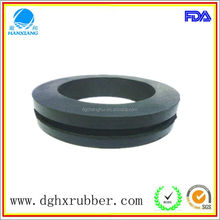 chemical resistance,anti-wear,good washer,Oval Rubber Grommet for cable/wire protection,pipe,home appliances