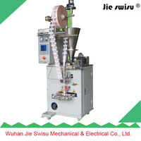 packing machine for sewing thread