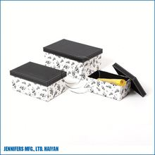 China Packaging Factory Custom creative cosmetics jewelry storage box