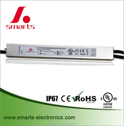 ce ul certification 30w 24vdc 0-10v/pwm dimming led driver