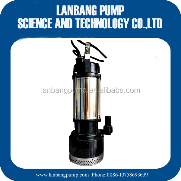 100% Copper Wire And Output Power Electric Water Pump