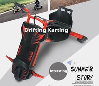 2016 New 3 wheel smart drifting self balancing electric trike scooter