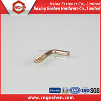Color Zinc Plated L Type Self Tapping Screw