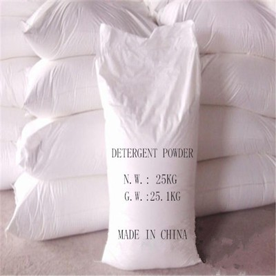Morocco market spray drying detergent powder plant factory