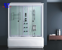 900*900*2150mm size dubai enclosed steam shower massage room