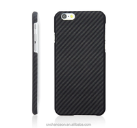 Twill pattern100% Real carbon fiber case for iPhone 6/6s/6plus and Samsung S6edge CO-CF-001