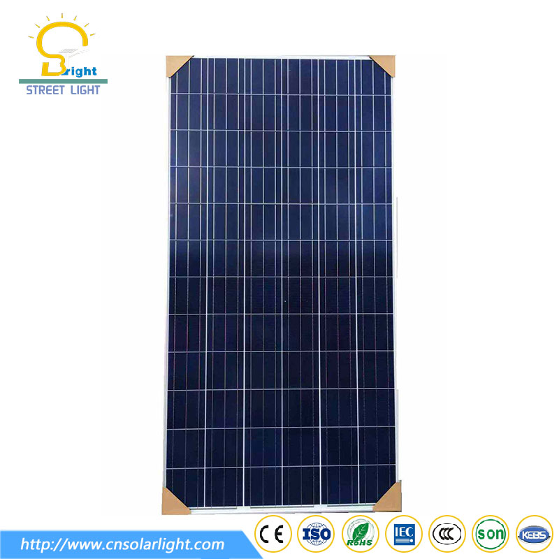 Super high brightness CE certificate price per watt monocrystalline silicon solar panel